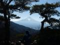 Les monts Honjagamaru et Seihachiyama en boucle depuis la gare de Sasago