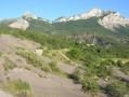 Archail, les sommets de Couard et de Cucuyon, le Pas d'Archail