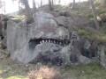 Le Rocher du Long Boyau et les Gorges du Houx