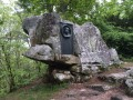 Forêt de Fontainebleau : Croix du Calvaire, Tour Denecourt et Roche Eponge