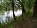 Les berges de la Meuse entre Mézières et Warcq