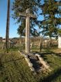 Village de Gemages au départ du Chêne Vert