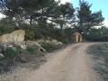 Boucle dans les vignes de muscat de Saint-Jean-de-Minervois