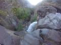 Cascade du Bras Rouge par le parking du Col du Taïbit