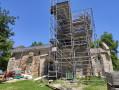 Chapelle en rénovation 21/06/2020