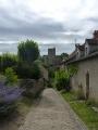 Le Château de Brancion par le Chemin des Moines