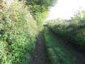 Sentier de l'octroi à Ferrière-la-Grande