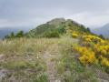 Crête de la montagne Charamel