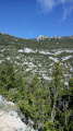La source de Pégairolles-de-Buèges et le Massif de la Séranne