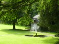 Dans le parc du Château de Chession