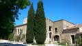 Garrigues et centre historique de Castries