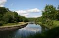 Echelle de Sardy sur le canal du Nivernais