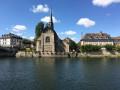 De Sens à Véron en suivant l'Yonne