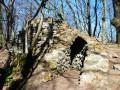 Ermitage - les ruines de la Tour