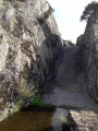 Les Roches Blanches, la Croix des Maures et le Fort Freinet