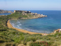 Ghajn Tuffieha et Gnejna Bay