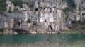 Les yerles du Gardon et ses grottes
