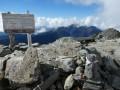 Kita-daké, le deuxième sommet du Japon