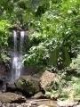 La cascade du Saut des Trois Cornes
