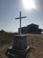 La Chapelle au sommet du Mont Bauzille