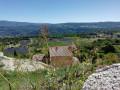 La forteresse de Saignon