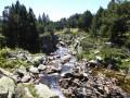 L'Etang d'Esparver et le Lac d'Aude autour du Lac des Bouillouses