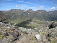 La station d'Arcalis et la vallée