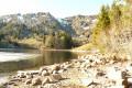 Lac Noir et Lac des Truites ou du Forlet à partir du Col du Wettstein
