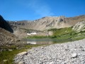 Bourgeau Lake et Harvey Pass
