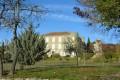 Saint-Laurent-du-Verdon par le château Chiron
