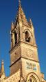 Le clocher d'Aiguèze