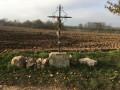 Le Crucifix Colas au Chenay, Houtain-St-Siméon