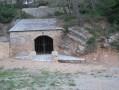 Le Dolmen des Linquières à Cébazan