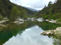 La vallée du Gardon de Mialet