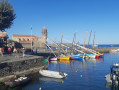 De la gare de Banyuls-sur-mer à la gare de Collioure par le Cap Béar