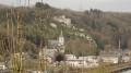 Sur les hauteurs de Bouvignes et Dinant