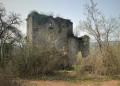 Les ruines du Château Dourbes