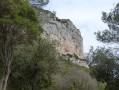 Les ruines du chateau