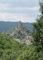 Vallée de l'Aveyron à Najac