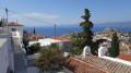 Monastère Ilias et Mont Éros sur l'Île d'Hydra