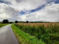 La jolie campagne vallonnée de Thoricourt