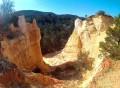 Tour et visite du Colorado de Rustrel