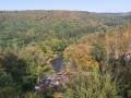 Point de vue du rocher de Pinco