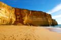 Les sept vallées suspendues depuis Praia da Marinha