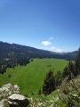 Mont Granier par le Pas des Barres et la Balme à Colon