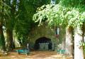 Reproduction de la Grotte de Lourdes