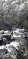 Rivière des Galets à gué