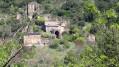 Chapelle Notre-Dame de Roubignac par les dolmens à Octon