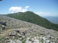 Massif de Madonie : Pizzo Carbonara