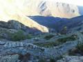 À la découverte d'un chemin muletier dans les Gorges de la Borne